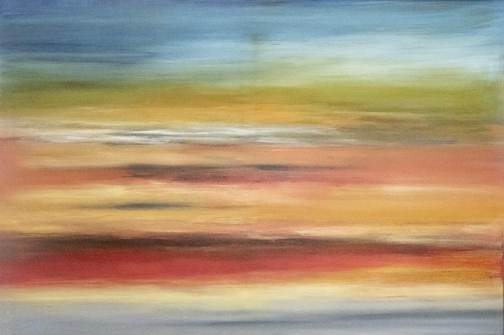 Colorfull Day, 100 x 150 cm